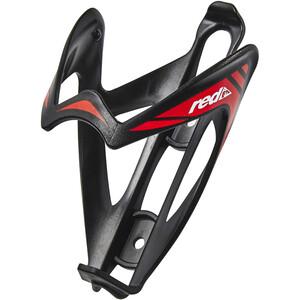 Red Cycling Products Top Flaschenhalter schwarz/rot schwarz/rot