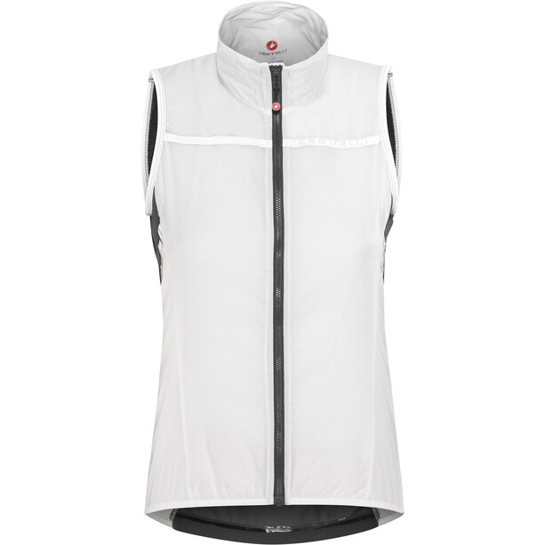 Castelli Superleggera Weste Damen white