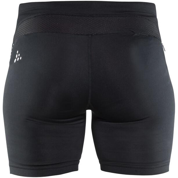 Craft Essential Kurze Tights Damen black