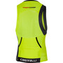 Castelli Free Tri Top Men yellow fluo/black