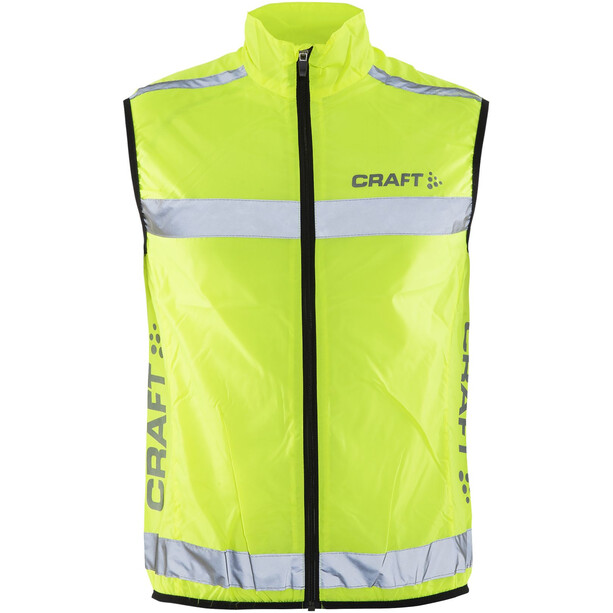 Craft Visibility Weste neon
