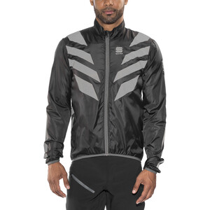 Sportful Reflex Jacket Herr black black
