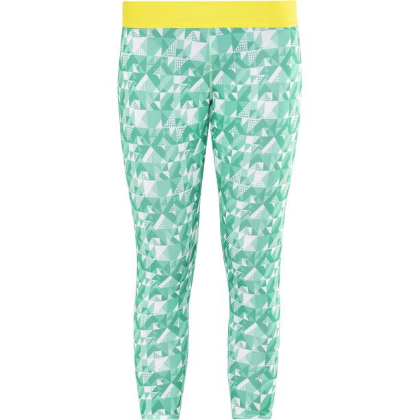La Sportiva Solo Leggings Damen emerald/mint