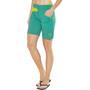La Sportiva TX Shortsit Naiset, sininen/vihreä