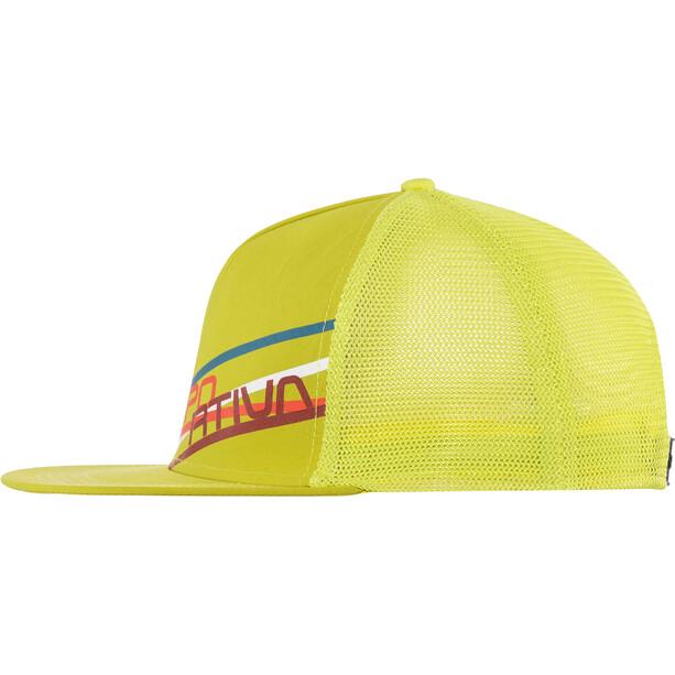 La Sportiva Stripe 2.0 Trucker Cap sulphur/citronelle