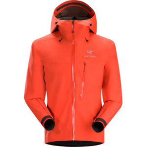 Arc'teryx Alpha FL Jacket Herr magma magma