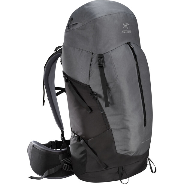 Arc'teryx Bora AR 63 Backpack Herr titanium