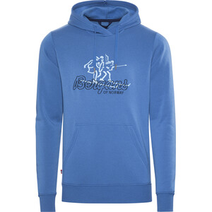 Bergans Hoodie Herren blau blau