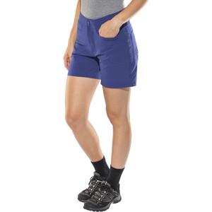 Bergans Cecilie Climbing Shorts Damen ink blue melange/navy ink blue melange/navy
