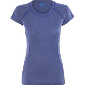 Bergans Cecilie T-Shirt Damen blau blau