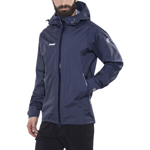 Bergans Letto Jacke Herren navy/solid grey navy/solid grey
