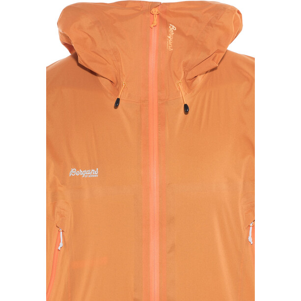 Bergans Miendalstind Takki Miehet, oranssi