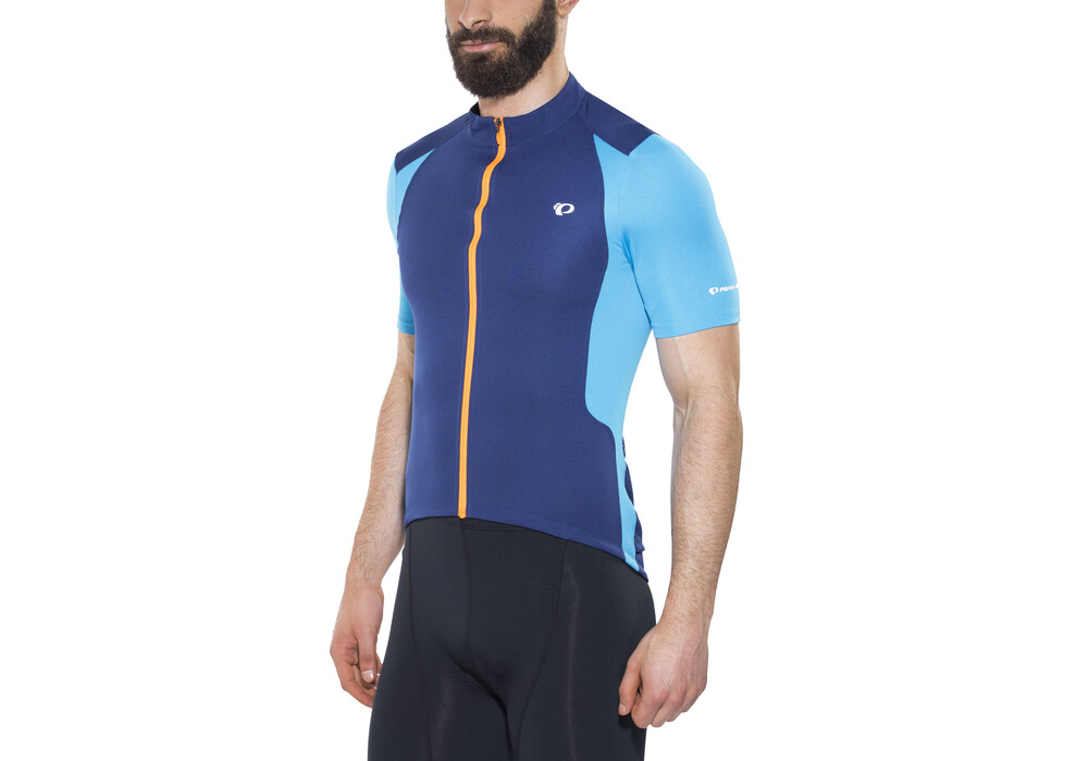 Pearl izumi select pursuit jersey men blue depths bel air for Blue select