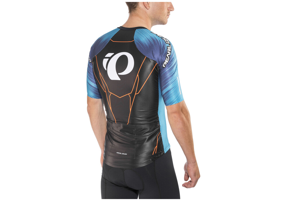 pearl izumi pro pursuit speed jersey men pro tm bel air blue online kaufen. Black Bedroom Furniture Sets. Home Design Ideas