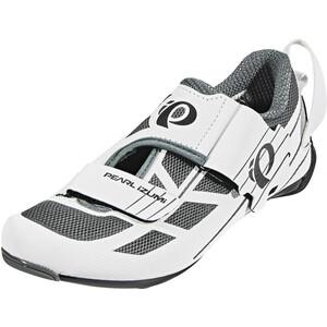 PEARL iZUMi Tri Fly Select v6 Schuhe Damen white/shadow grey white/shadow grey