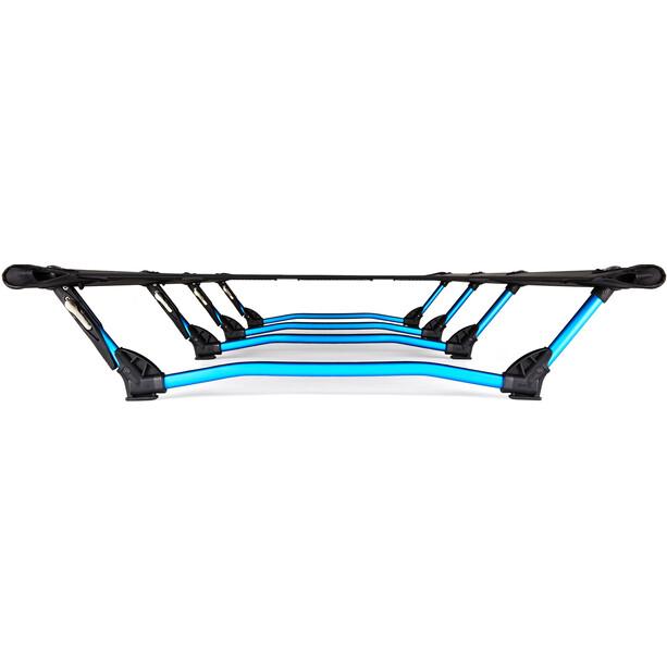 Helinox Cot Max Convertible Liege black/blue