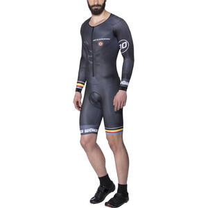 Bioracer Van Vlaanderen Speedsuit Timetrial LS black black