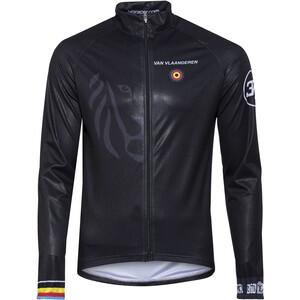 Bioracer Van Vlaanderen Pro Race Windjacke Herren black black