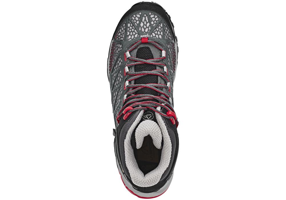 la sportiva core high gtx shoes women carbon berry. Black Bedroom Furniture Sets. Home Design Ideas