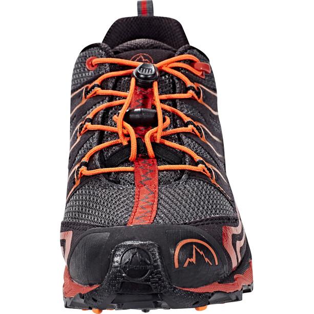 La Sportiva Falkon Low Schuhe Jugend carbon/flame