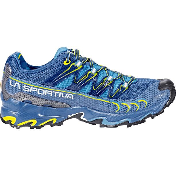 La Sportiva Ultra Raptor Laufschuhe Herren blue/sulphur