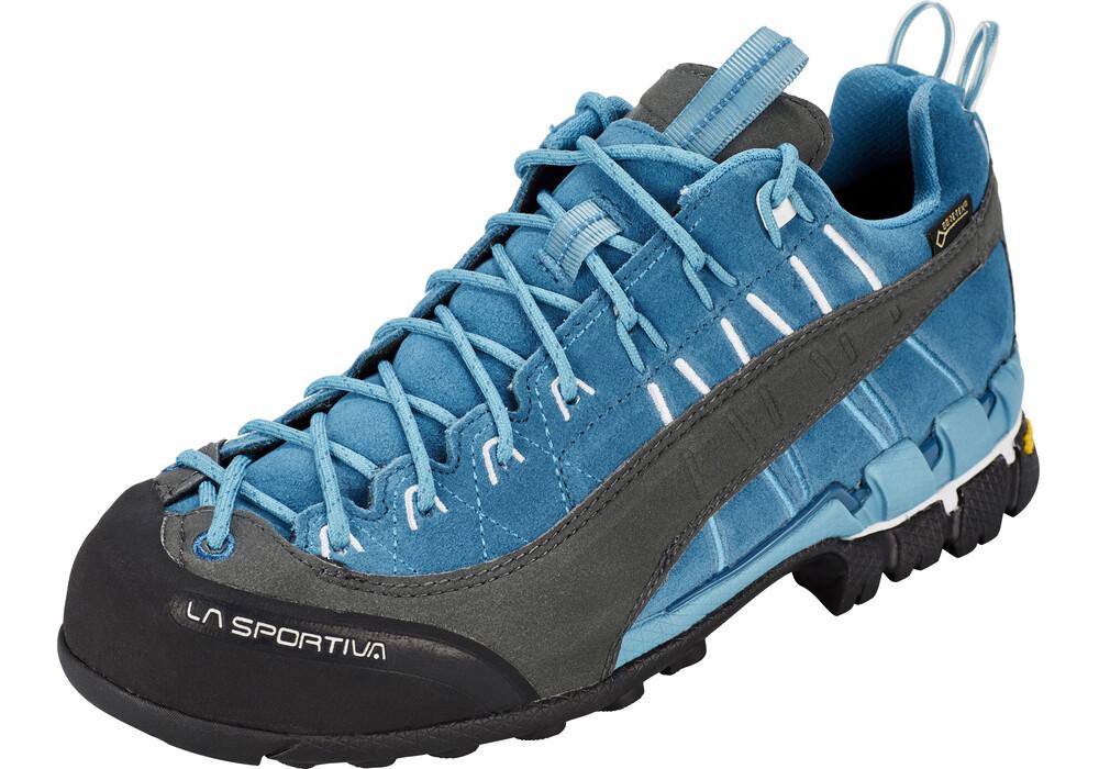 la sportiva hyper gtx chaussures femme bleu sur. Black Bedroom Furniture Sets. Home Design Ideas