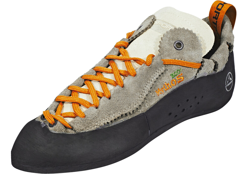 la sportiva mythos eco climbing shoes men taupe. Black Bedroom Furniture Sets. Home Design Ideas
