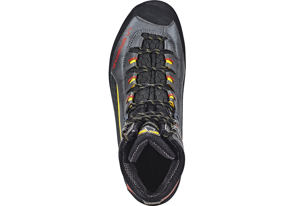 la sportiva trango tower gtx shoes men black yellow. Black Bedroom Furniture Sets. Home Design Ideas