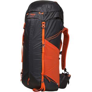 Bergans Helium 55 Backpack solid charcoal/koi orange solid charcoal/koi orange