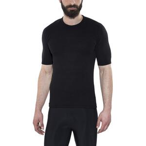 Woolpower 200 T-paita, musta musta