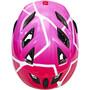MET Elfo Helm Kinder pink stars