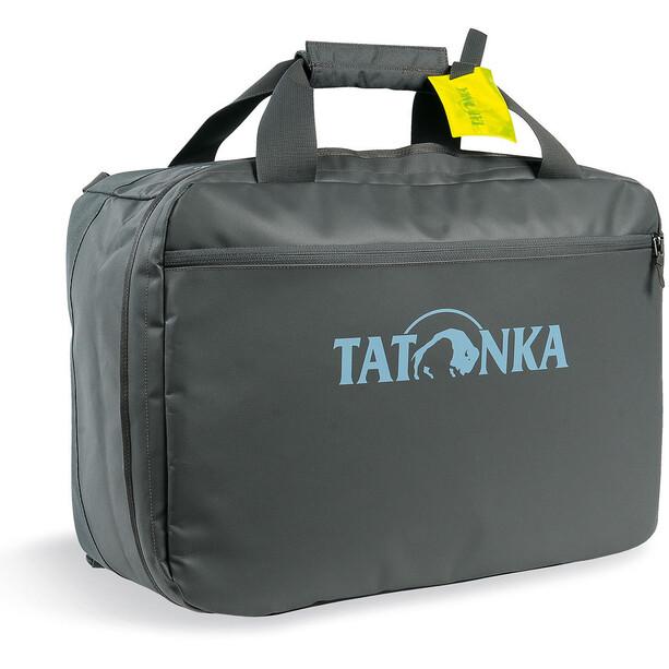 Tatonka Flight Barrel Reisetasche titan grey