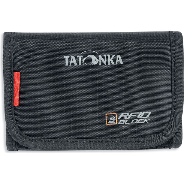 Tatonka Folder Brieftasche RFID B black