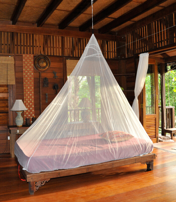 Cocoon Insect Shield Travel Net-Single White  2017 Myggnett