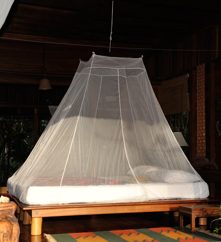 Cocoon Insect Shield Travel Net-Double White  2017 Myggnett