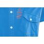 Nihil Cima Ovest Shirt Herren vista blue