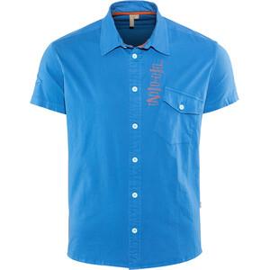 Nihil Cima Ovest Shirt Herren vista blue vista blue