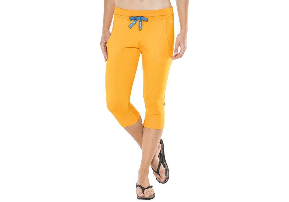 nihil halawah pantalon femme orange sur. Black Bedroom Furniture Sets. Home Design Ideas