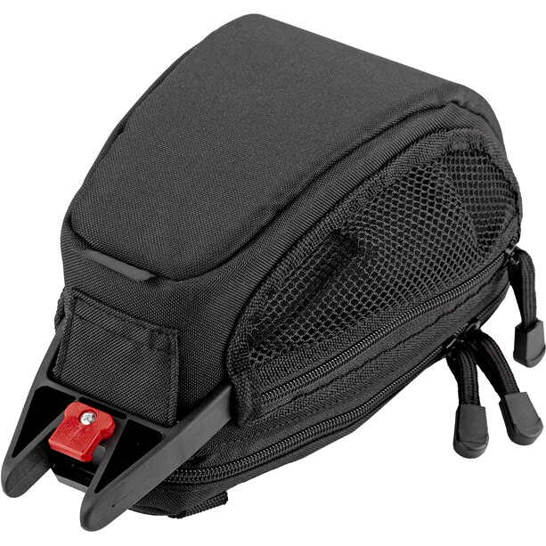 KlickFix Contoura Sac porte-bagages, noir