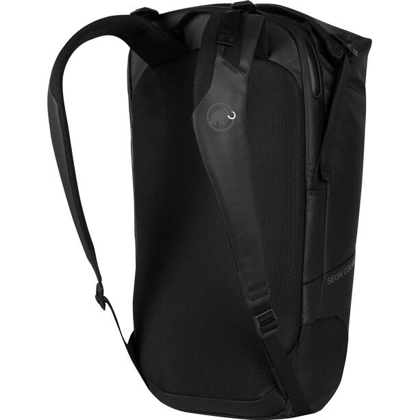 Mammut Seon Courier Backpack 30l black
