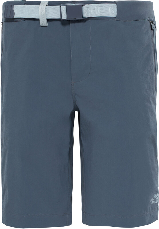 The North Face Speedlight Shorts Dam vanadis grey/vanadis grey 2019 US 4   DE 34 (Regular) Fodrade Shorts