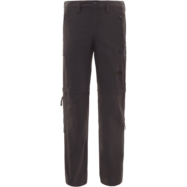The North Face Exploration Convertible Pants Herr asphalt grey