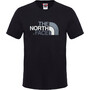 The North Face Easy S/S Tee Herr tnf black
