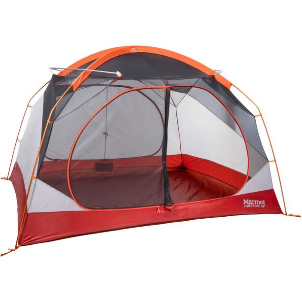 Marmot Limestone 4P Tent orange