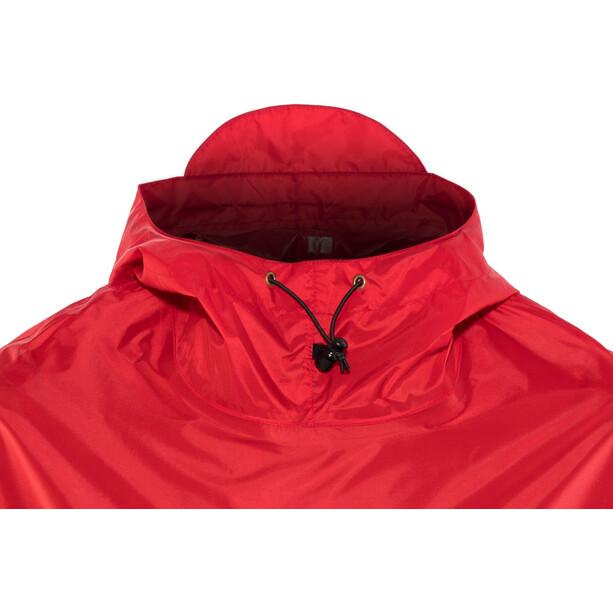 VAUDE Valdipino Poncho indian red