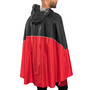 VAUDE Covero II Poncho, indian red
