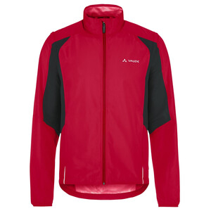 VAUDE Dundee Classic Zip-Off Jacke Herren indian red indian red