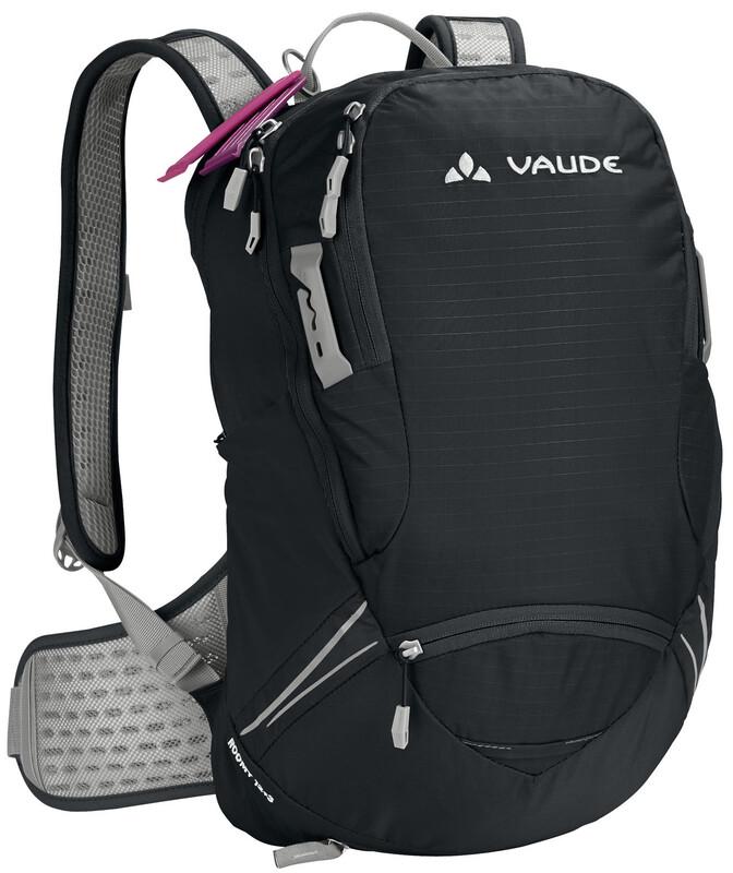 VAUDE Roomy 17+3 Daypack black Trinkrucksäcke 12172-010