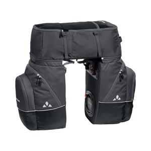 VAUDE Karakorum Gepäckträgertasche Set 3-Teilig black black