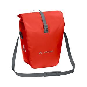 VAUDE Aqua Back Gepäckträgertasche Single rot rot